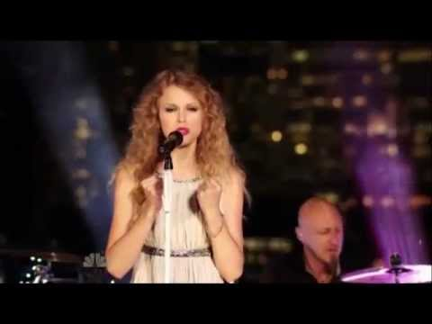 Live and Making of 'The Story of Us' Taylor Swift  SUB ITA