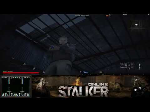 STALKER Online - Getting The TOZ For FREE At The Station