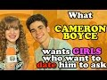 CAMERON BOYCE Tells GIRLS What He Likes to Talk About Plus Gamer's Guide Updates!