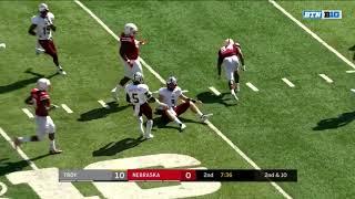 2018 Nebraska vs Troy In 40 Minutes (Full Game)