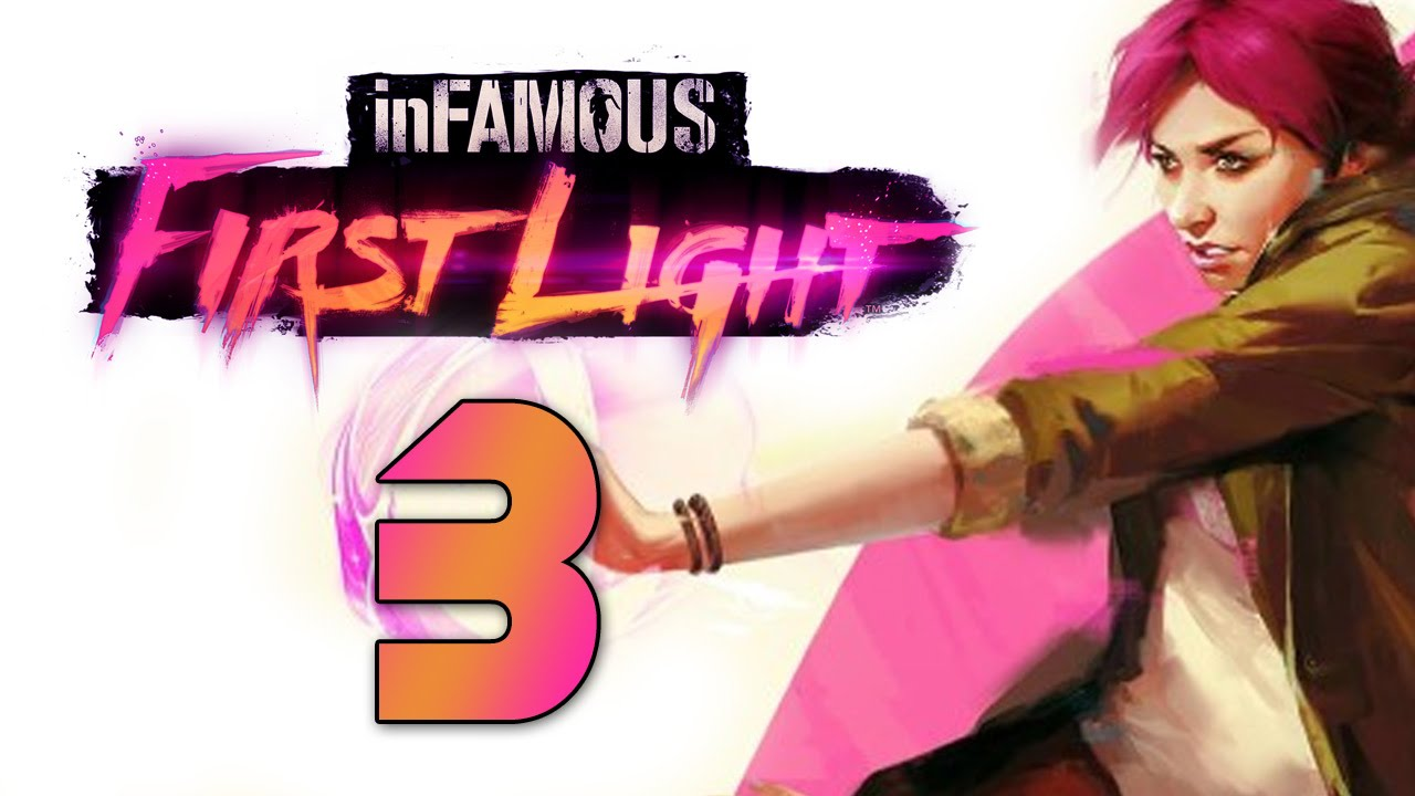 Carnage à Seatle - inFAMOUS : First Light - YouTube
