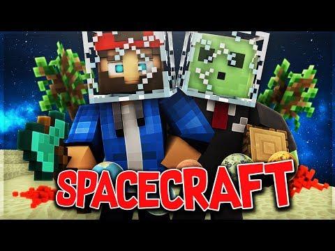 COMPLETIAMO IL PRIMO RAMO DI QUEST! - SpaceCraft #5 w/MarcusKron