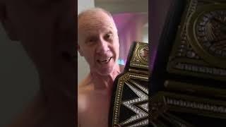 Bald Martin Attempts Press Ups World Record...