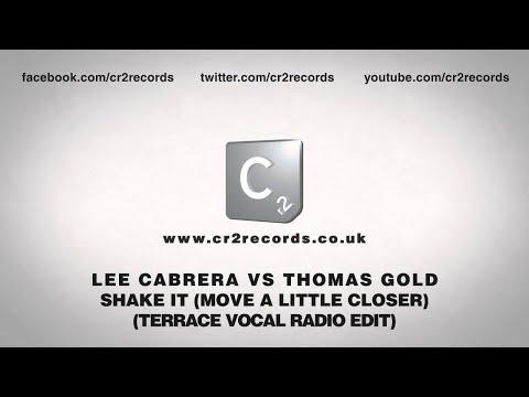Клип Lee-Cabrera - Shake It (Move a Little Closer) [Terrace Vocal Radio Edit]