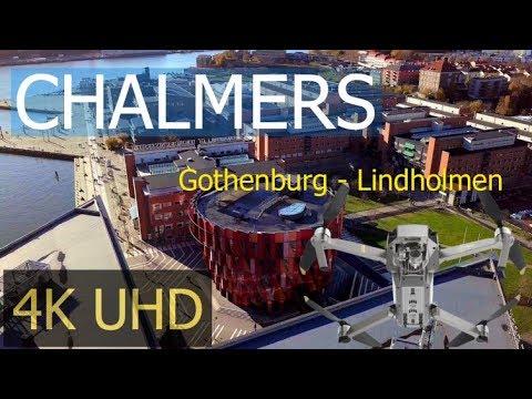 Gothenburg (Part 1) | Chalmers University | Drone