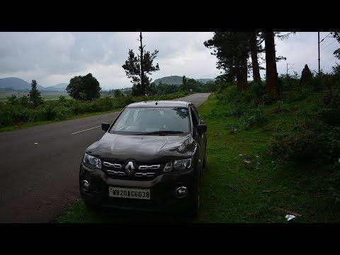 Kolkata - Vizag - Araku - Puri - Kolkata  2000KMs, 3 Days Road Trip in Renault Kwid
