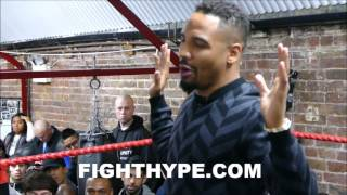 """ANDRE WARD CLAIMS KOVALEV """"GETTING RID OF"""" CA..."""