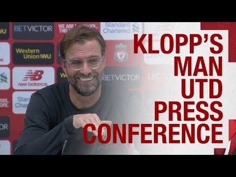 Jürgen Klopp's pre-match press conference | Defensive injuries, Man Utd and more