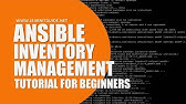 Introduction to Oracle Cloud Infrastructure Ansible Modules - YouTube