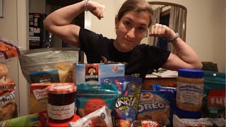 Girl Vs. Food | Vegan 10,000 Calorie Challenge