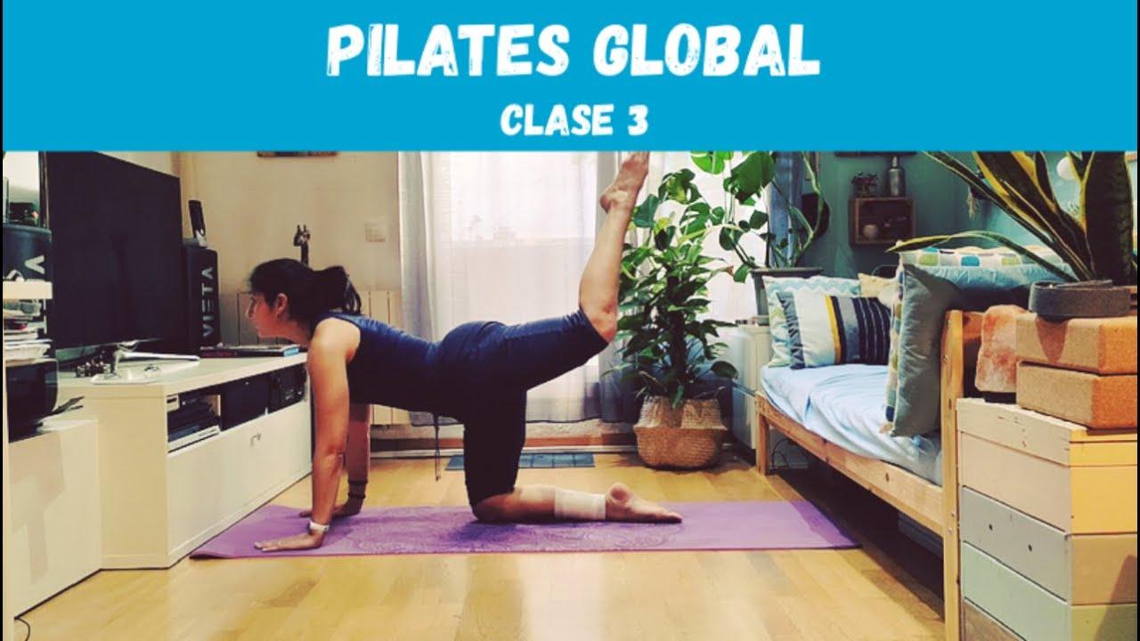 ▶️PILATES GLOBAL Clase3 - Trabajo Fullbody