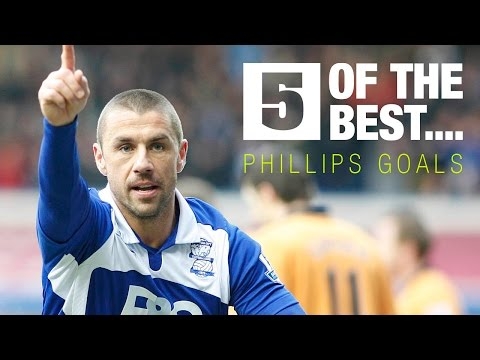 5 OF THE BEST | Kevin Phillips Goals