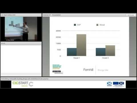 POE for Low Carbon Innovative Housing Projects [CIC Start Online 07]