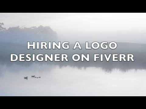 Walkthrough guide to buying a great logo on Fiverr