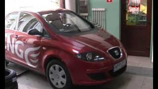 Samochód na gaz ziemny - CNG