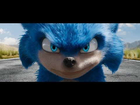 Sonic The Hedgehog | Official Teaser Trailer