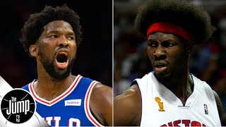 This 76ers defense could be as good as the mid-2000s Pistons - Brian Windhorst | The Jump