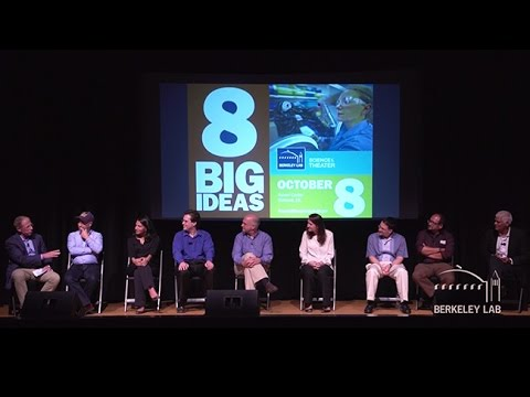 Eight Big Ideas  2014- Science at the Theater