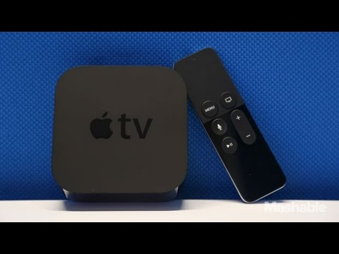 apple tv how to search for live tv