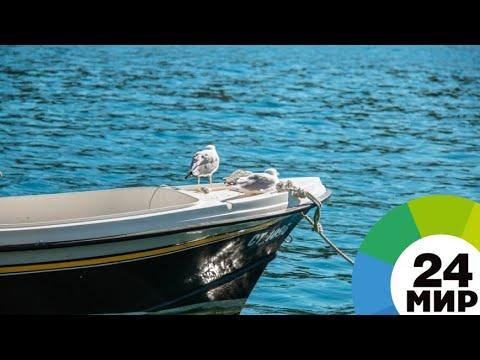 Лодка с рыбаками перевернулась в Карелии: один погиб, двое пропали - МИР 24