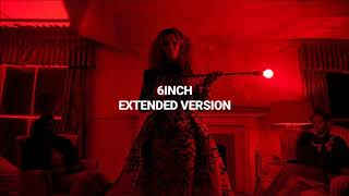 BEYONCÈ FT. THE WEEKND - 6INCH EXTENDED VERSION
