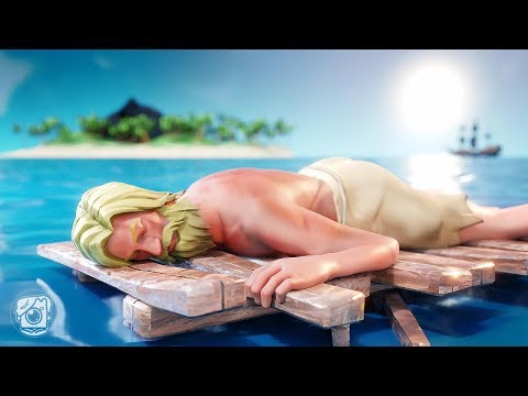HOW JONESY GOT STRANDED ON AN ISLAND! (A Fortnite Short Film)