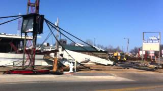 BRANSON, MISSOURI TORNADO 2012 (PART 1)