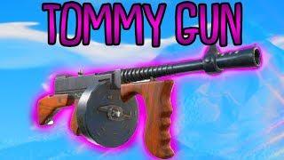TOMMY GUN kommt in Fortnite! | (Alle Infos zur neuen Waffe) | Fortnite Battle Royale