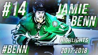 JAMIE BENN HIGHLIGHTS 17-18 [HD]
