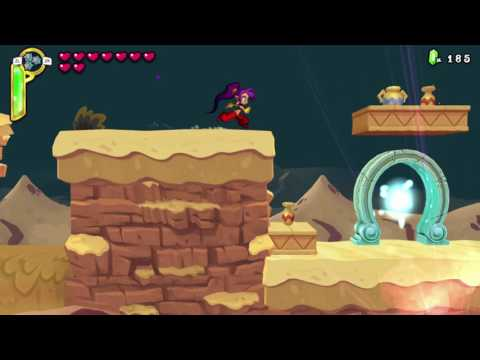 Shantae 1/2 Genie Hero (Blind) Part 6: Fighting Merchandisin