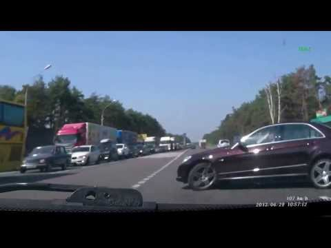 ДТП Малая Дубна, Орехово-Зуево, Горьковское шоссе