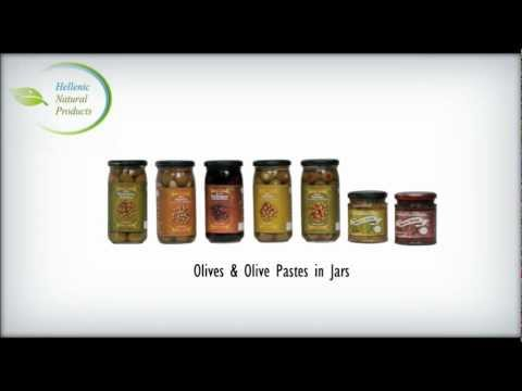 Greek Olive Oil - Hellenic Natural Products
