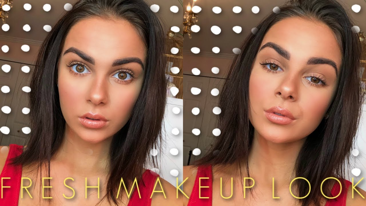 MY 2019 FRESH FACE MAKEUP LOOK - ChitChat    EJB