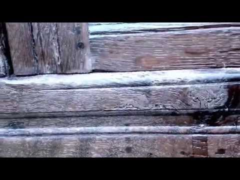 17th Century James I English Oak Livery Cupboard 02