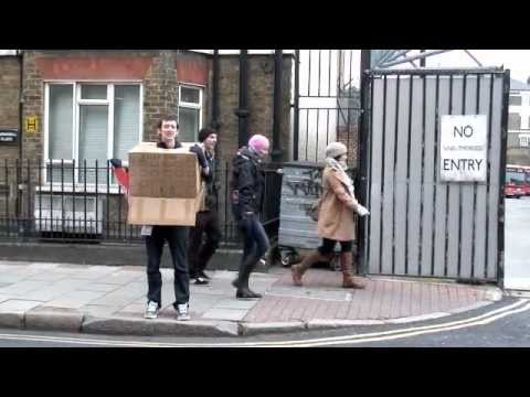 The Christian Aid Collective Internship: Campaign Stunts