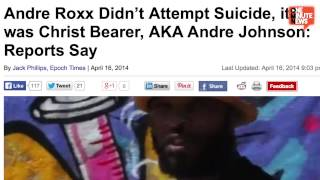 Rapper Andrew Johnson aka Christ Bearer Loses Penis But Stable