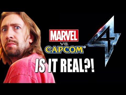 IS IT REAL? Marvel Vs Capcom 4 Rumor (Reveal Coming Soon)