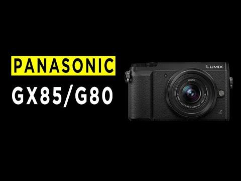 Panasonic GX85 Mirrorless Camera Highlights & Overview -2020