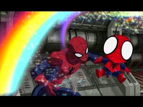 Человек паук 3 серия мультфильм