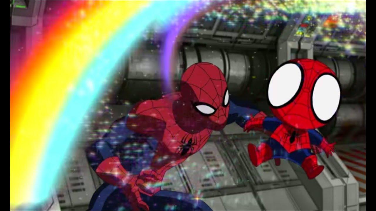 скачать великий человек паук 1 сезон 1 серия бесплатно