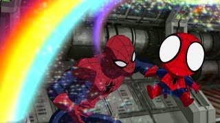 Великий Человек паук Обречены Сезон 1, Серия 3 Marvel