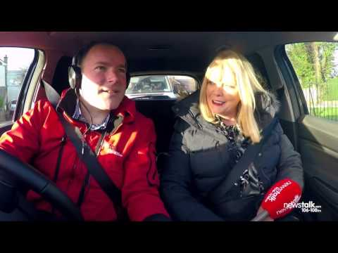 Mary Mitchell O'Connor stars in Carpool Candidates