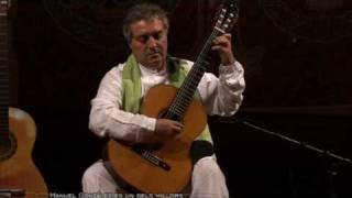 Manuel gonzalez, Palau de la Musica Catalana, Barcelona 2009 - Catala
