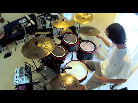 Kendrick Lamar - Hol' Up ( Drum Cover )