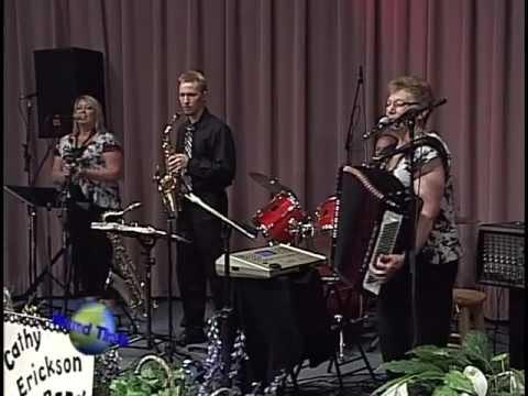Polka Spotlight - Cathy Erickson Band #1 - July 12, 2013