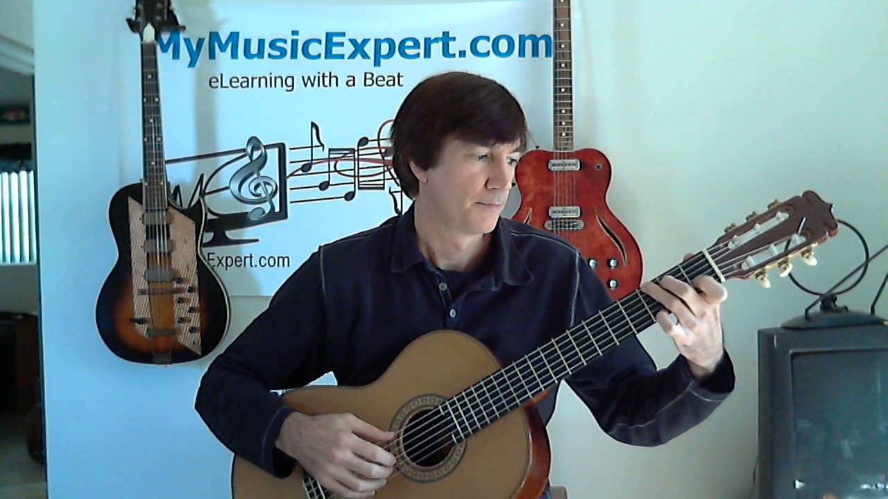nylon vs steel string guitar youtube. Black Bedroom Furniture Sets. Home Design Ideas