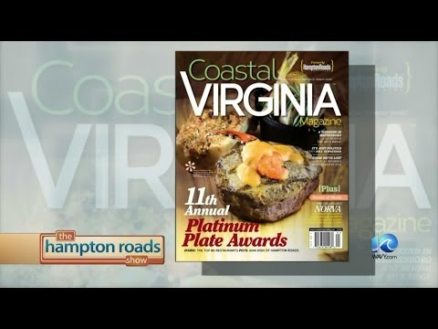 Preview of the first annual Coastal Virginia Wine Fest on The Hampton Roads Show.