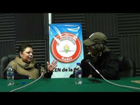 """Programa """"Semillas de Cultura"""" que tiene de invitada especial a VERÓNICA MEDINA Periodista cultural"""