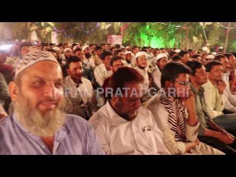 Imran Pratapgarhi in Jogeshwari, Mumbai Mushaira 1 January 2017 I Best Mushaira Ever