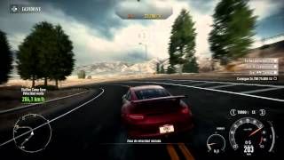 Need for Speed  Rivals 75,000 sp y nivel 8 de persecución de policia